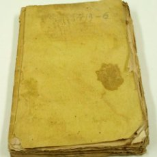 Libros antiguos: RAMILLETE DE SELECTAS FLORES, JOAQUÍN ANTONIO NAVARRO, 1834, MADRID. 11,5X16CM. Lote 102343919