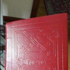 Libros antiguos: MIO CID CAMPEADOR. V. HUIDOBRO. 1929. RECIEN ENCUADERNADO EN PIEL. RARO. Lote 103824631