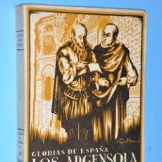 Libros antiguos: LOS ARGENSOLA. Lote 107235727