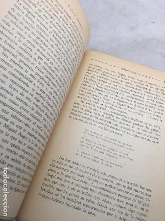 Libros antiguos: Cultura Femenina y Otros ensayos Jorge Simmel Revista occidente 1934 coquetería moda - Foto 8 - 108427227