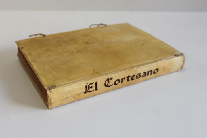 Libros antiguos: LIBRO LLAMADO EL CORTESANO: TRADUZIDO AGORA NUEVAMENTE EN NUESTRO VULGAR CASTELLANO POR BOSCÁN. Con - Foto 2 - 109022931