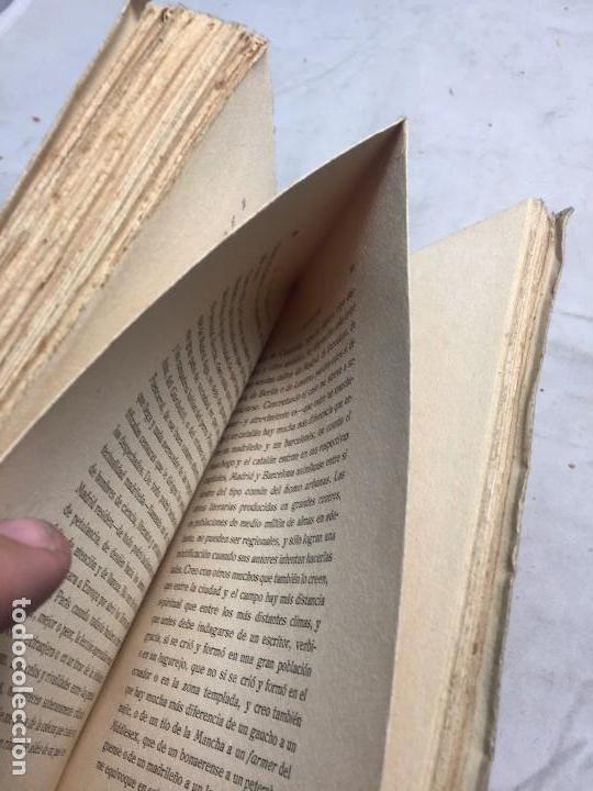 Libros antiguos: Miguel de Unamuno Ensayos tomo III residencia de estudiantes buen estado completo intonso - Foto 9 - 109505607