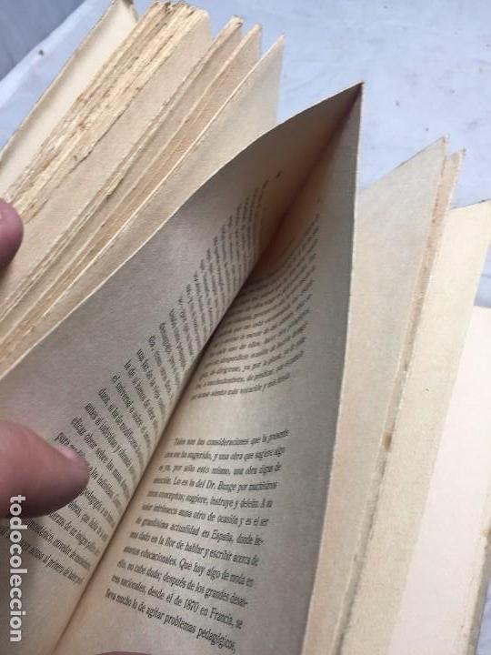 Libros antiguos: Miguel de Unamuno Ensayos tomo III residencia de estudiantes buen estado completo intonso - Foto 10 - 109505607