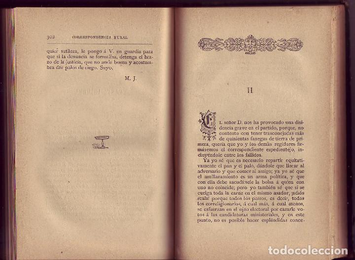 Libros antiguos: La Balija Rota. Colección de Cartas sobre Política, Historia y Literatura. Eduardo GÓMEZ SIGURA,1885 - Foto 2 - 112692311