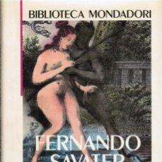 Libros antiguos: FERNANDO SAVATER: APÓSTATAS RAZONABLES (TAPA DURA CON SOBRECUBIERTA). Lote 114026575