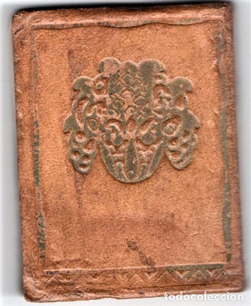 Libros antiguos: LIBRO EN MINIATURA,FUENTE SERENA, AÑO 1930, EN PIEL,LITERATURA ESPAÑOLA DE PRE GUERRA CIVIL,MADRID - Foto 3 - 114388499