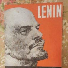 Libros antiguos: LENIN EL EXTREMISMO ENFERMEDAD INFANTIL DEL COMUNISMO. . Lote 115417551