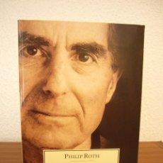 Libri antichi: PHILIP ROTH: EL OFICIO. UN ESCRITOR, SUS COLEGAS Y SUS OBRAS (DEBOLSILLO, 2007) PERFECTO. Lote 116510971