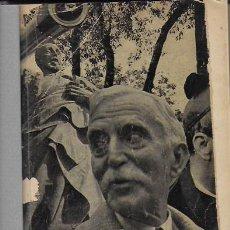Libros antiguos: EL FET DEL DIA / JOAN ALAVEDRA. BCN : CATALONIA, 1935. DEDICAT PER L' AUTOR. 19X13CM. 319 P.. Lote 120276163