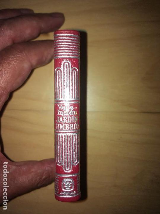 JARDÍN UMBRÍO. CRISOLIN Nº 29. VALLE INCLAN, DON RAMÓN DEL. AGUILAR. MADRID. 1969. 8X6. 400 PÁGS (Libros antiguos (hasta 1936), raros y curiosos - Literatura - Ensayo)