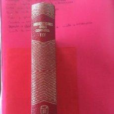 Libros antiguos: WENCESLAO FERNÁNDEZ FLORES: OBRAS COMPLETAS TOMO III .EDITORIAL AGUILAR, 1969 (COLECCION JOYA). Lote 123263363