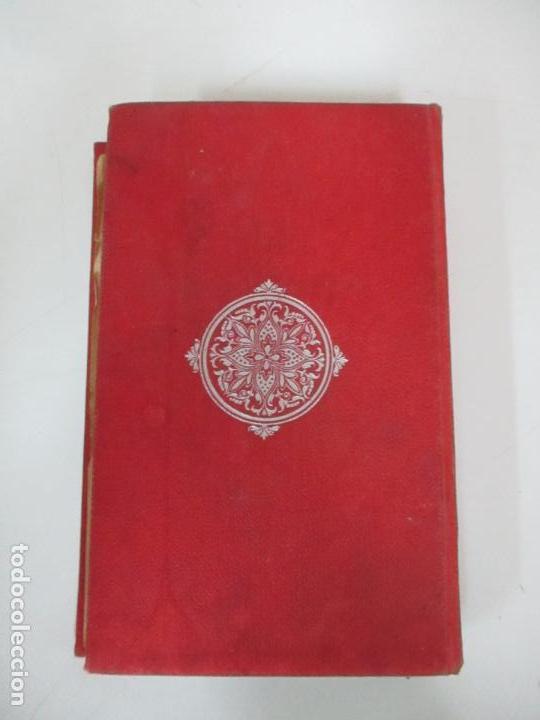 Libros antiguos: El Vizconde de Bracelona - A. Dumas - 6 Tomos - Completa - Foto 8 - 127436911