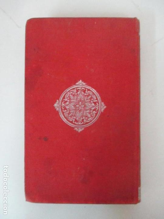Libros antiguos: El Vizconde de Bracelona - A. Dumas - 6 Tomos - Completa - Foto 13 - 127436911