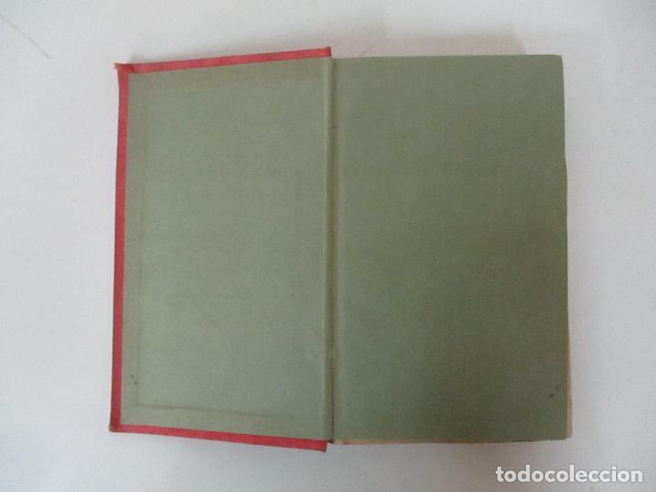 Libros antiguos: El Vizconde de Bracelona - A. Dumas - 6 Tomos - Completa - Foto 22 - 127436911