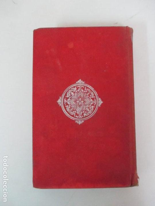 Libros antiguos: El Vizconde de Bracelona - A. Dumas - 6 Tomos - Completa - Foto 23 - 127436911