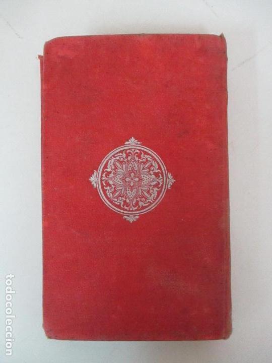 Libros antiguos: El Vizconde de Bracelona - A. Dumas - 6 Tomos - Completa - Foto 28 - 127436911