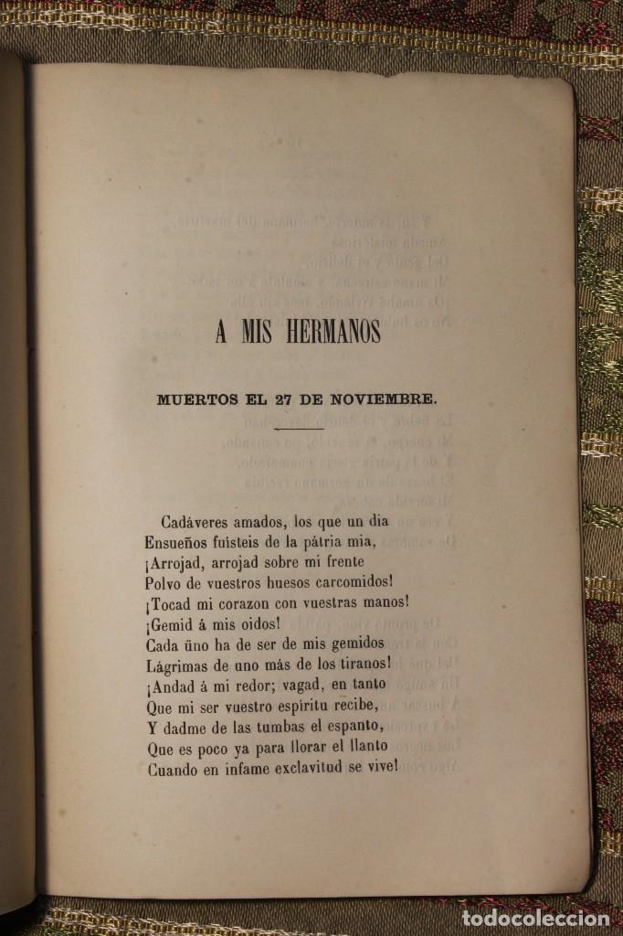 Libros antiguos: Voluntarios de la Habana • Estudiantes Medicina 1871 Fermín Valdés • José Martí - Foto 6 - 128461055