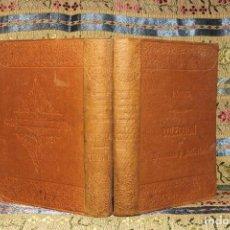 Libros antiguos: COLECCIÓN DE DISCURSOS Y ARTÍCULOS POR JULIÁN APRAIZ 2 VOLS. · TEMAS VASCOS · 1889. Lote 128589211