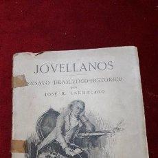 Libros antiguos: 1893. JOVELLANOS. ENSAYO DRAMÁTICO-HISTORICO.. Lote 130109911