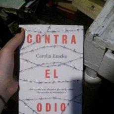 Livres anciens: CONTRA EL ODIO, CAROLIN EMCKE, TAURUS.. Lote 183998717