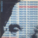 Libros antiguos: ENSAYOS FILOSOFICOS DE BERTRAND RUSSELL. Lote 134901294