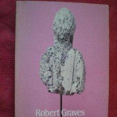 Libros antiguos: LA DIOSA BLANCA, TOMO 1. ROBERT GRAVES. ALIANZA EDITORIAL.. Lote 137127978
