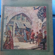 Libros antiguos: LOS GREMIOS. Lote 137683354