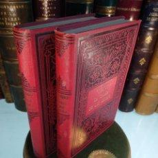 Libros antiguos: LA MUERTE DE LOS DIOSES - DMITRY DE MEREJKOWSKY - 2 TOMOS - FRANCISCO SEMPERE, EDITOR - 1901 - . Lote 138216646