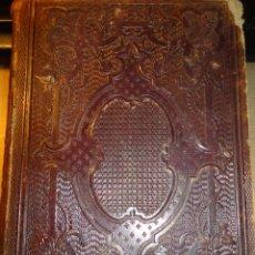 Libros antiguos: LIBRO DE ANTONIO CANOVAS DEL CASTILO, ESTUDIOS LITERARIOS,1868. ARTIFICE DE LA RESTAURACIÓN DE 1874. Lote 138923126