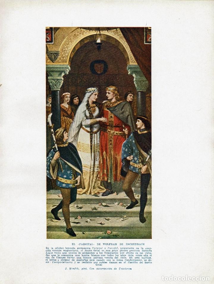 Libros antiguos: LAS OBRAS MAESTRAS DE LA LITERATURA.ANTOLOGÍA UNIVERSAL,DE GUILLERMO DE BOLADERES.TOMO I. 192?(11.8) - Foto 5 - 139991794