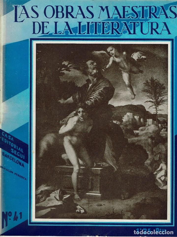LAS OBRAS MAESTRAS DE LA LITERATURA. ANTOLOGÍA UNIVERSAL,DE GUILLERMO DE BOLADERES.TOMOII.192?(11.8) (Libros antiguos (hasta 1936), raros y curiosos - Literatura - Ensayo)