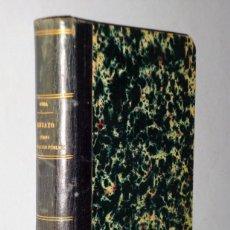 Libros antiguos: ENSAYO SOBRE LA OPINIÓN PUBLICA. Lote 140606942