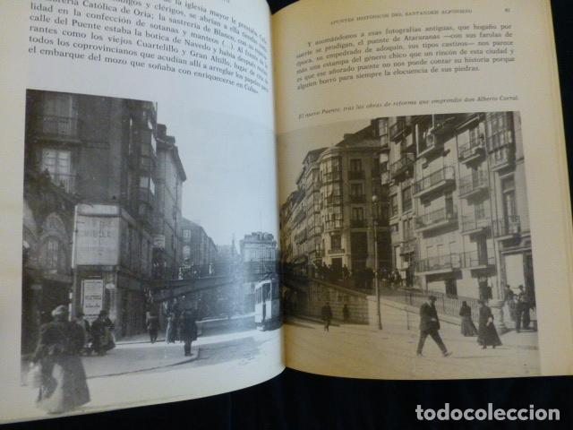 Libros antiguos: APUNTOS HISTORICO DEL SANTANDER ALFONSINO J. ALBERTO VALLEJO SANTANDER 1983 - Foto 3 - 140875986