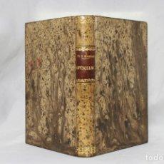 Libros antiguos: OPÚSCULOS. AMADEO DE SABOYA. ESTUDIOS SOBRE LA EDAD MEDIA. EL CARÁCTER DE D. JUAN. PI Y MARGALL 1884. Lote 141819330