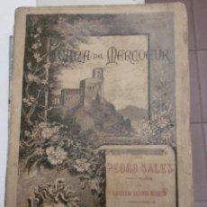 Libros antiguos: SALES, PEDRO: LA COMEDIA PARISIENSE JUANA DE MERCOEUR. Lote 143903366