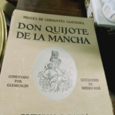 Libros antiguos: DON QUIJOTE DE LA MANCHA. ED. B.BAUZA. 1930. Lote 144171958