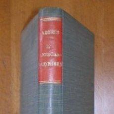 Libros antiguos: AZORIN: EL LICENCIADO VIDRIERA VISTO POR AZORIN. MADRID, RESID. ESTUDIANTES 1915. SEGUNDA EDICIÓN. Lote 53276023