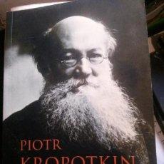Libri antichi: PIOTR KROPOTKIN EL APOYO MUTUO, DHARANA EDIT.. Lote 152153142