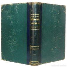Libros antiguos: 1877 - TEORÍA ESTÉTICA - MILÁ Y FONTANALS: PRINCIPIOS DE LITERATURA GENERAL Y ESPAÑOLA - SIGLO XIX. Lote 199208311