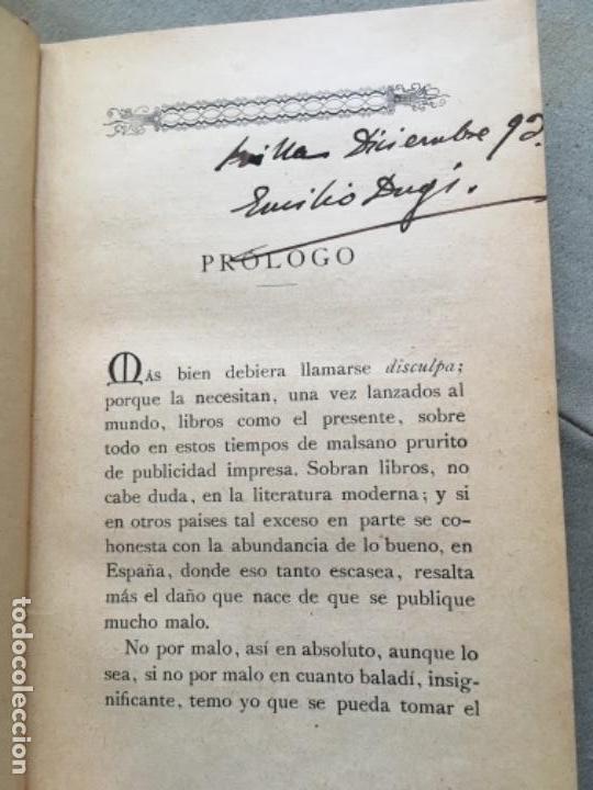 Libros antiguos: PALIQUE, POR CLARIN (LEOPOLDO ALAS). 1893 - Foto 7 - 154799842