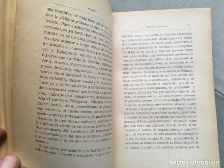Libros antiguos: PALIQUE, POR CLARIN (LEOPOLDO ALAS). 1893 - Foto 8 - 154799842