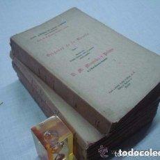 Libros antiguos: LIBRERIA GHOTICA. MENENDEZ Y PELAYO.ORIGENES DE LA NOVELA.OBRA COMPLETA EN 4 VOLUMENES EN FOLIO. 192. Lote 155805634