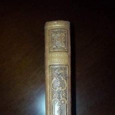 Libros antiguos: VARIEDADES LITERARIAS Y POLÍTICAS - CHATEAUBRIAND - 1850. Lote 157132698