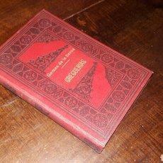 Libros antiguos: RAMON GOMEZ DE LA SERNA GREGUERIAS TAPA DURA EDITORIAL PROMETEO PRIMERA EDICION 1917. Lote 160366694
