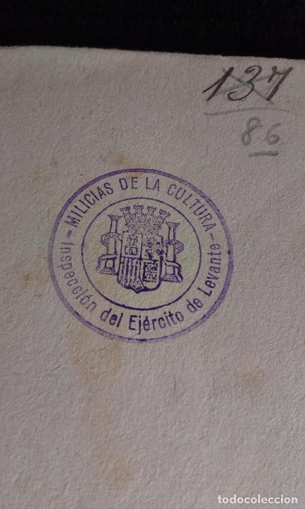 Libros antiguos: Edison tal como yo lo he conocido - Ford, Henry - AGUILAR 1930 - SELLO MILICIAS DE LA CULTURA - Foto 3 - 160613030