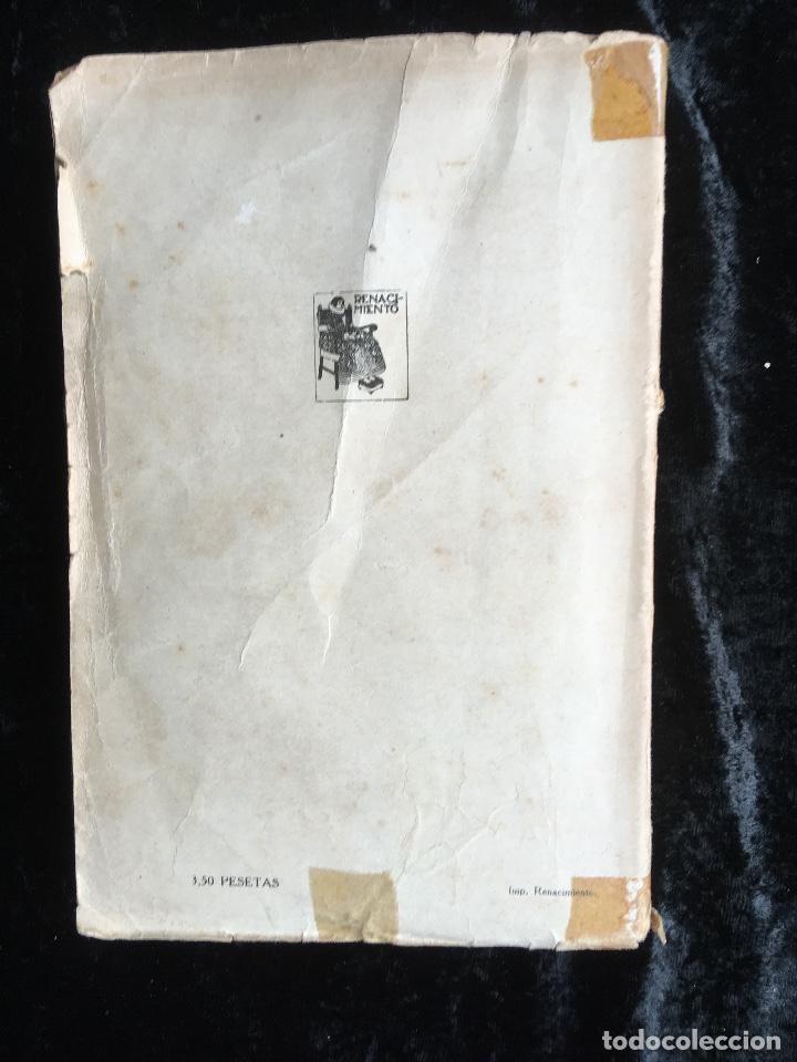 Libros antiguos: PERSONAS , OBRAS , COSAS - JOSE ORTEGA Y GASSET - Renacimiento - 1916 - Foto 4 - 161467030