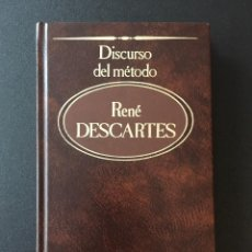 Libros antiguos: DISCURSO DEL MÉTODO, DE RENÉ DESCARTES. Lote 162494502