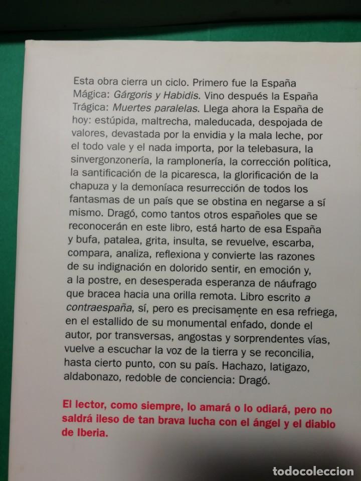 Libros antiguos: Y SI HABLA MAL DE ESPAÑA.....ES ESPAÑOL - Foto 3 - 164285574