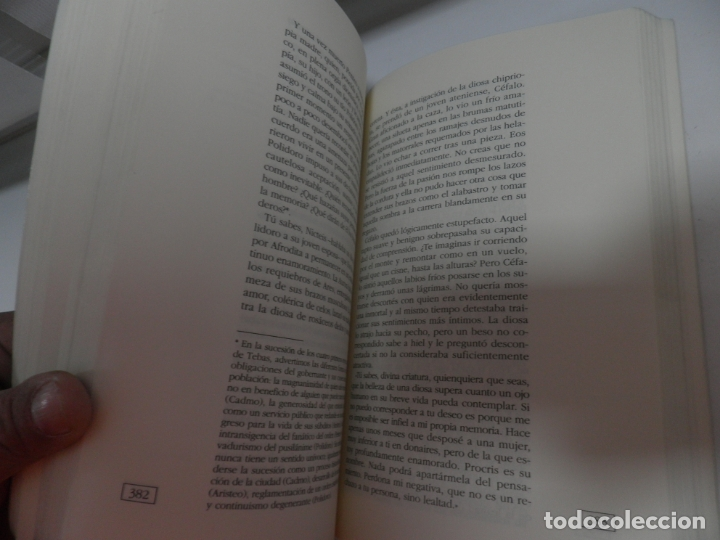 Libros antiguos: MUSA CELESTE I , JESUS TABOADA 2006 - AKAL LITERATURAS.NARRATIVA ANTIGUOS MITOS GRIEGOS . - Foto 7 - 165415474
