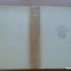 Libros antiguos: ANTOLOGÍA DE LAS OBRAS DEL EXCMO. SEÑOR VIZCONDE DE EZA.. Lote 159665766